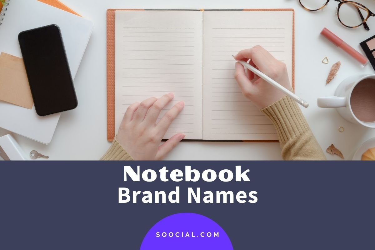 Notebook Brand Names