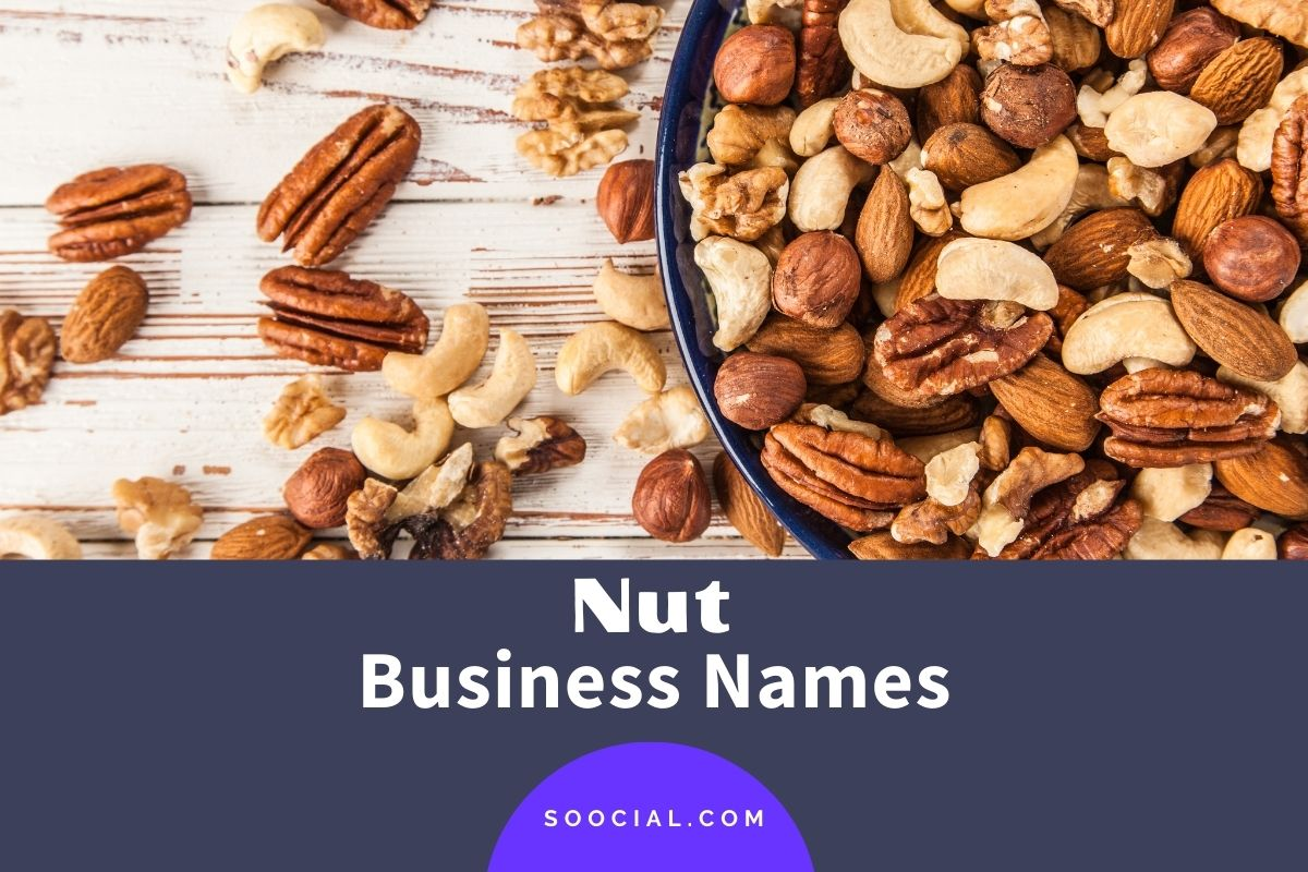 Nut Business Names
