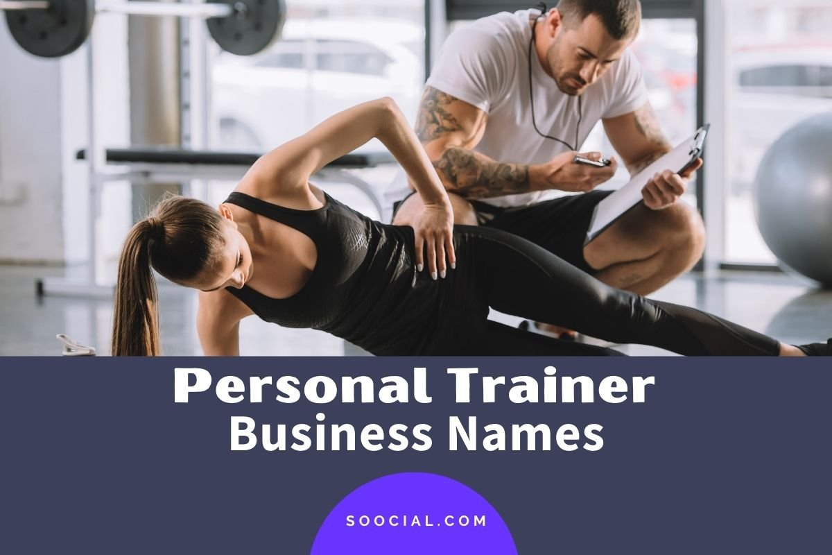 Personal Trainer Business Names
