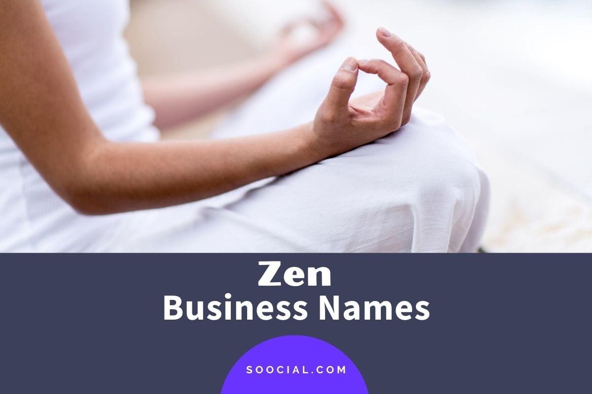 Zen Business Names