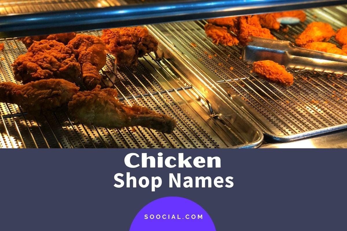 Chicken Shop Names