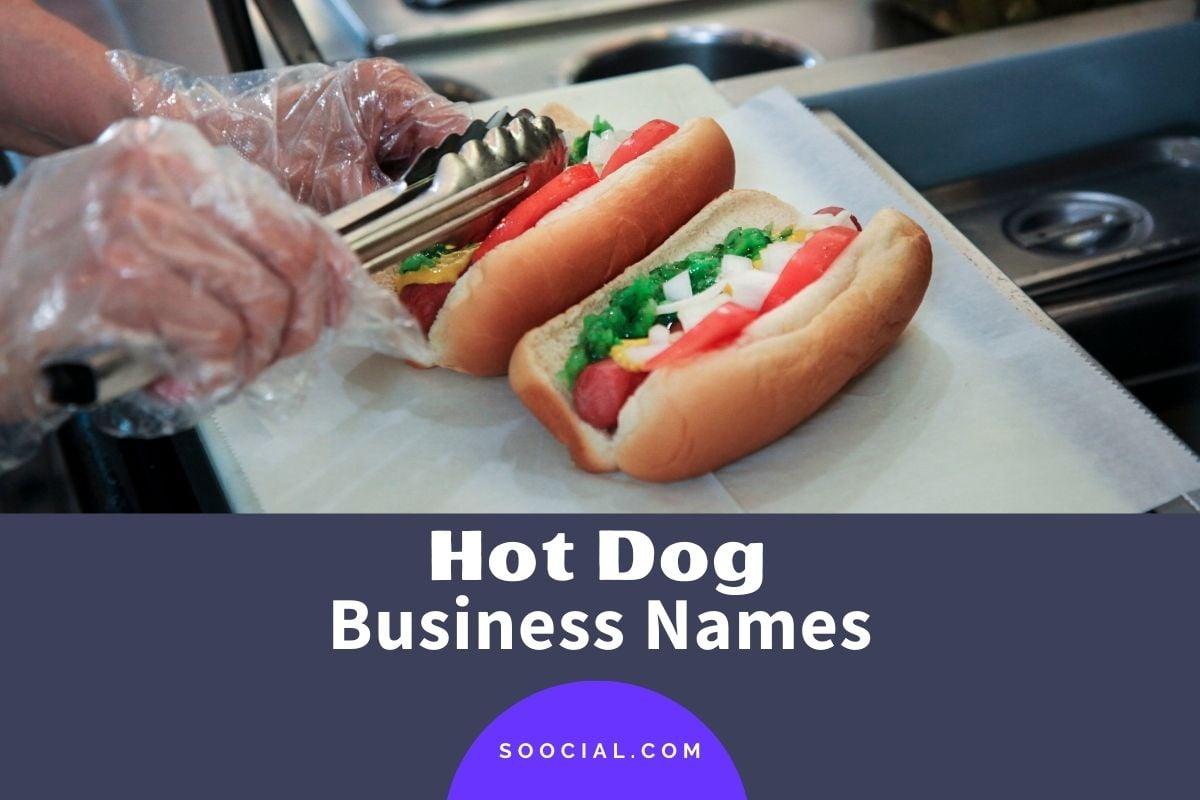 Hot Dog Business Names