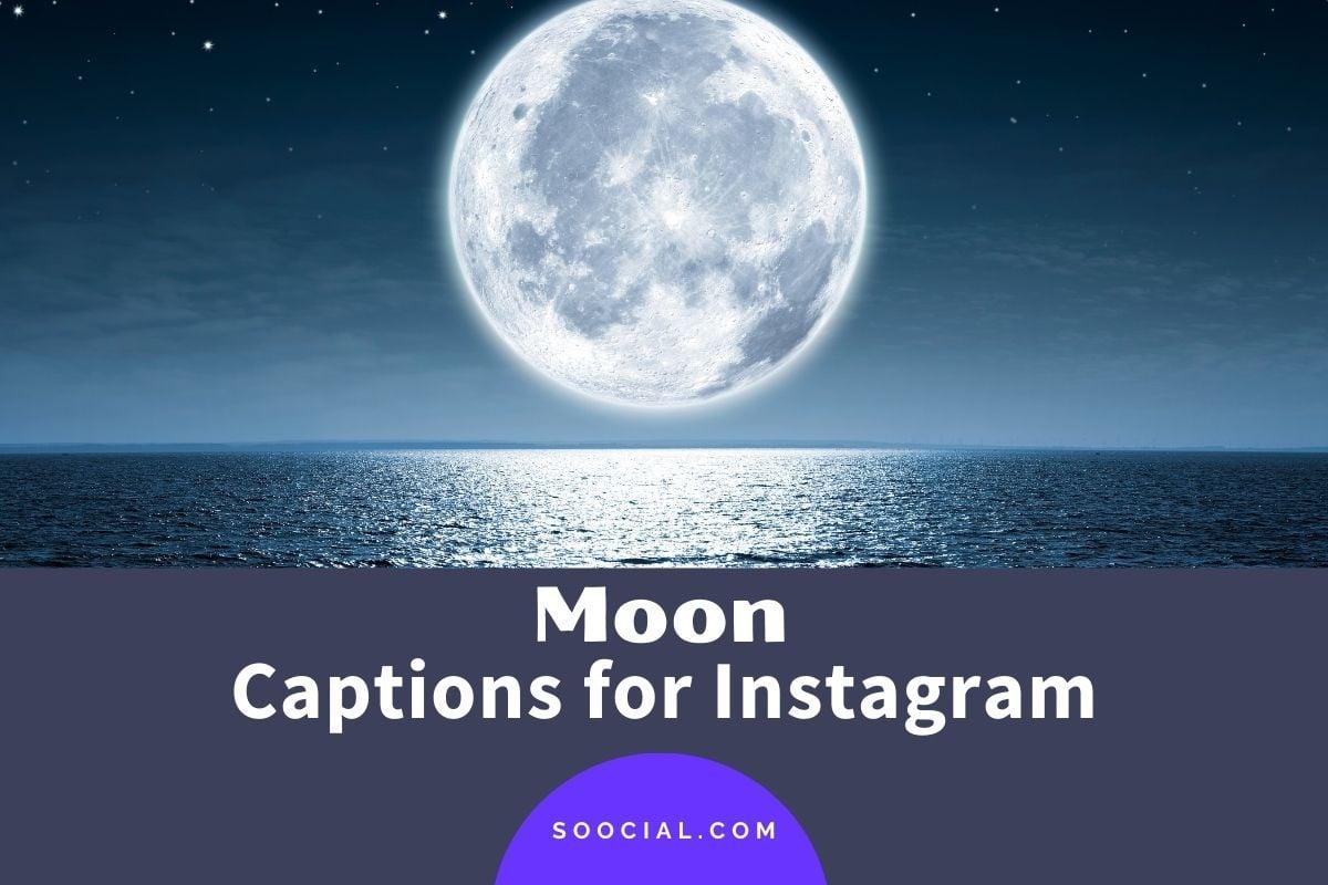 Moon Captions