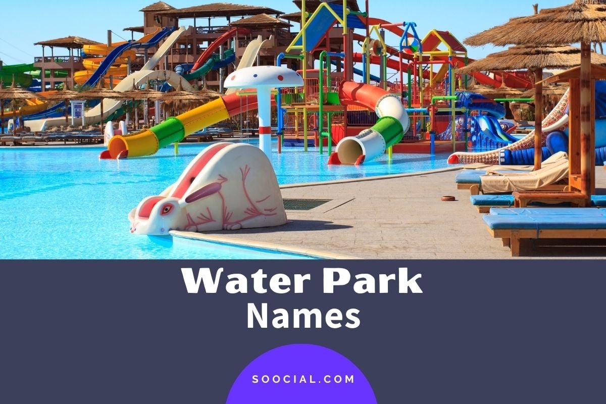 Water Park Names