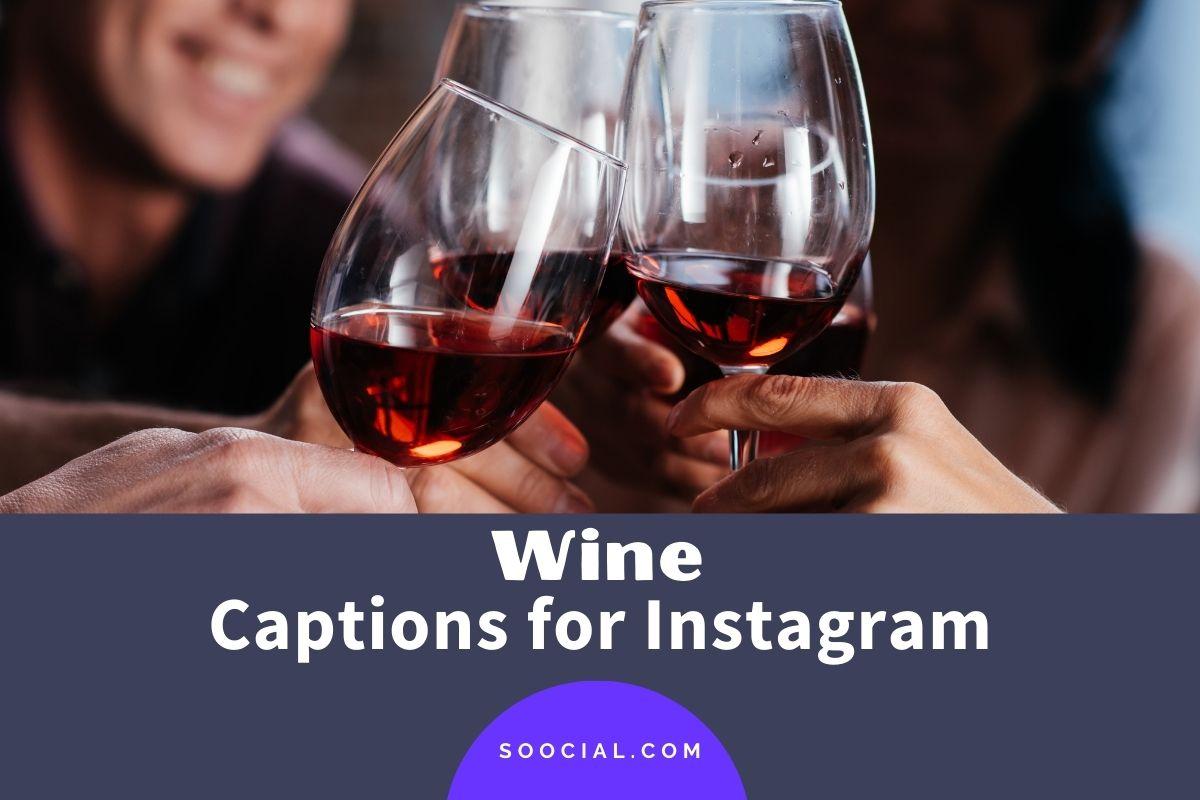 Wine Captions