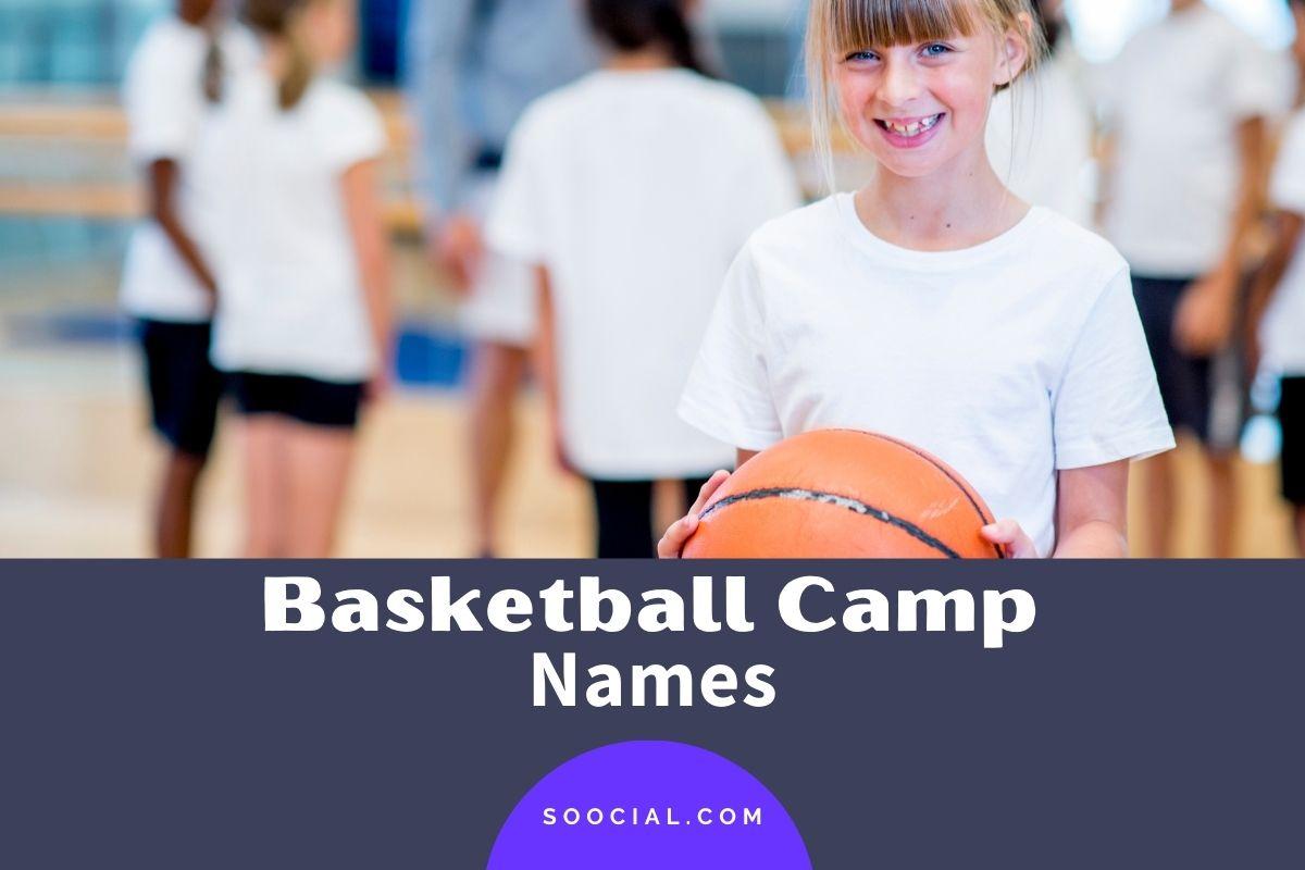 Basketball Camp Names